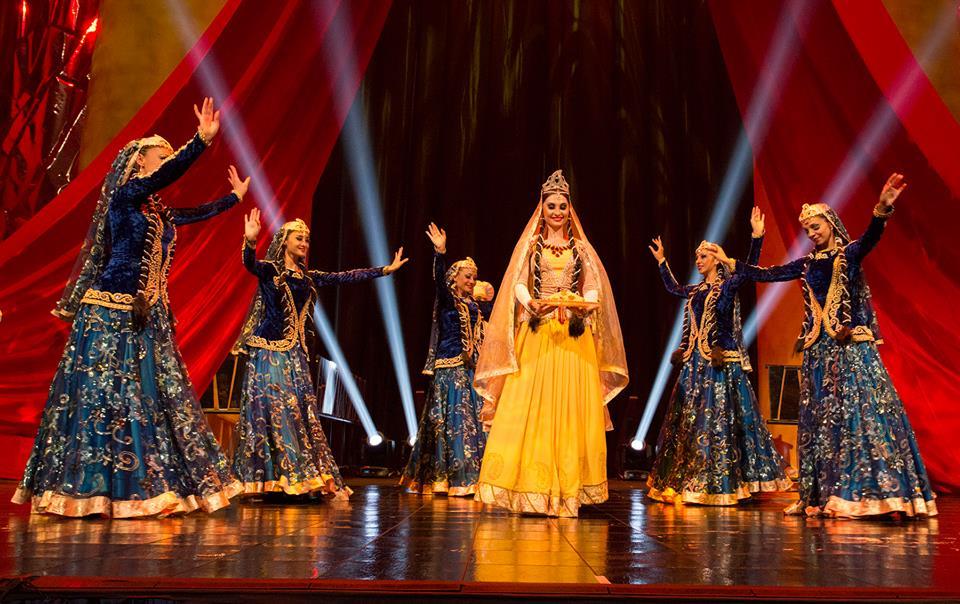 Azerbaijani National Dances (2)