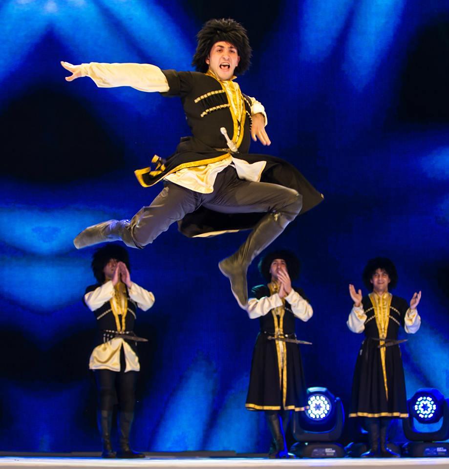 Azerbaijani National Dances (4)