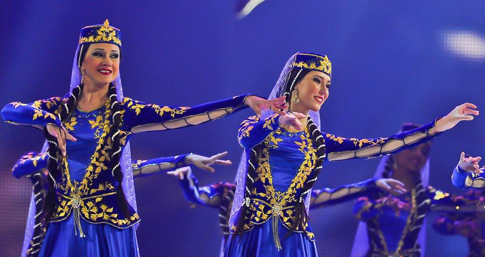 Azerbaijani National Dances (5)
