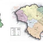 zanjan map