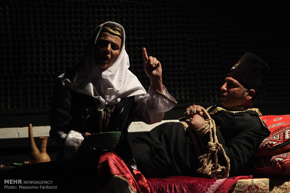 نهمین جشنواره تئاتر کوتاه قره داغ