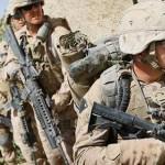 نیروهای ویژه آمریکایی با لباس بدوی در جنوب لیبی