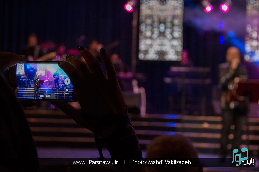 کنسرت گروه «باریش» در تبریز