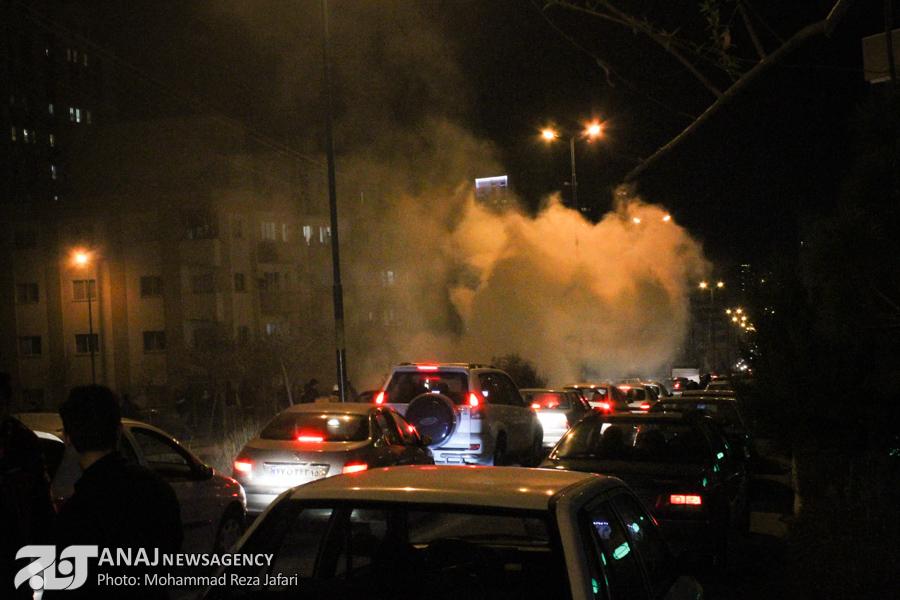 چهارشنبه سوری در تبریز