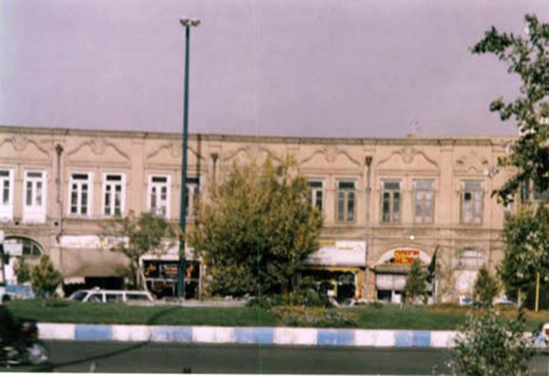 خانه تاریخی حمید زاده رضوی3